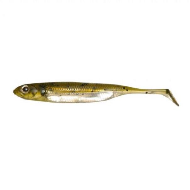 Fish Arrow Flash J Shad 5″ Watermelon/Silver