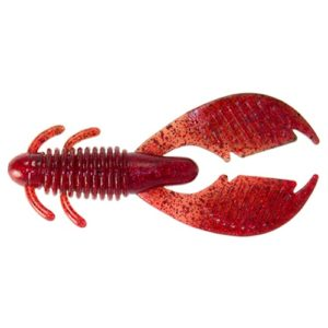 "Reins AX Craw 3"" Strawberry"