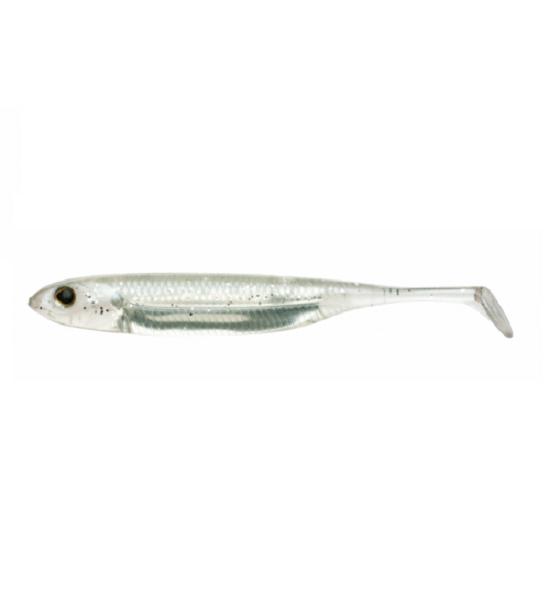 Fish Arrow Flash J Shad 5 Pro White/Silver