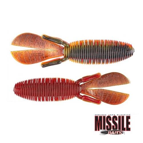 Missile Baits D Bomb Criatura de vinilo