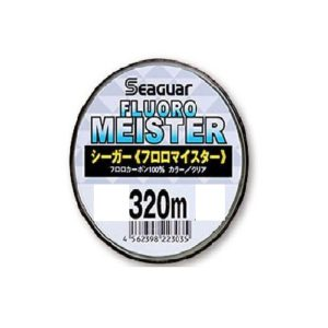 Seaguar Fluorocarbono Meister 320mts