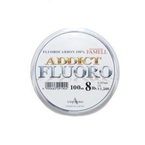 Yamatoyo Addict Fluorocarbono 8 Lbs 0,24 mm