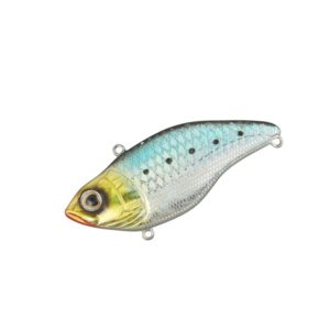 Lipless Spro Aruku Shad W75 Blue Back