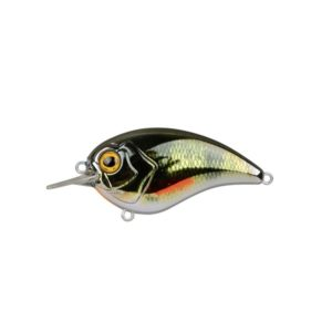 Crankbait Flat Crank 55 de Spro Chrome Green Perch