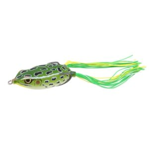 Señuelo de superficie Spro Bronzeye Frog 65 Natural