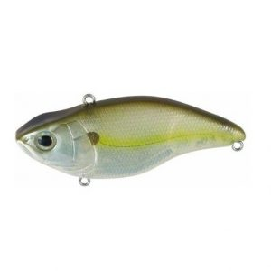 lipless de pesca spro CLEAR CHARTREUSE