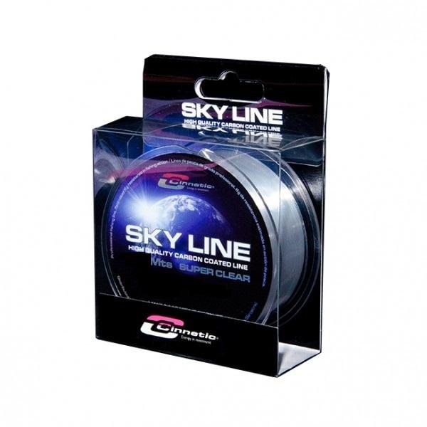 Hilo de pescar Cinnetic Sky Line 150M 0,24mm