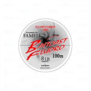 Yamatoyo Baitcast Fluorocarbono 8 Lbs