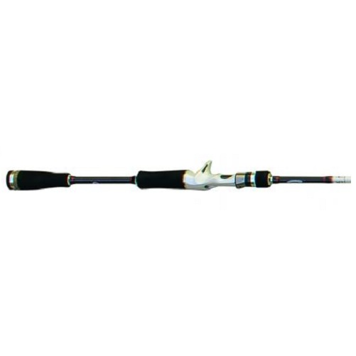 "Caña de pescar Cinnetic Crafty Bass Game 6,6"" Medium"