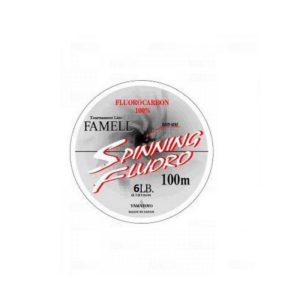 Yamatoyo Spinning Fluoro 6 Lbs