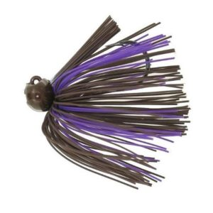 Bass Patrol Jigs New Silicon Series 3/4 oz