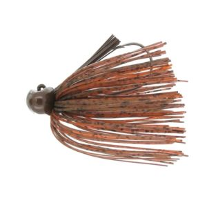 Bass Patrol Jigs New Silicon Series 1/4 oz