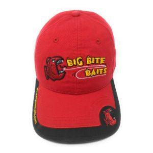 Gorra de Big Bite Baits