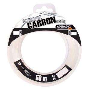 Asari Tournament Carbon Coating 0,55mm / 80Lbs