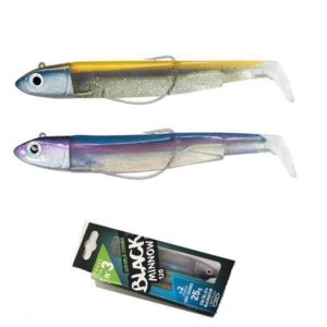 Black Minnow 120 Double Combo Off Shore 25gr