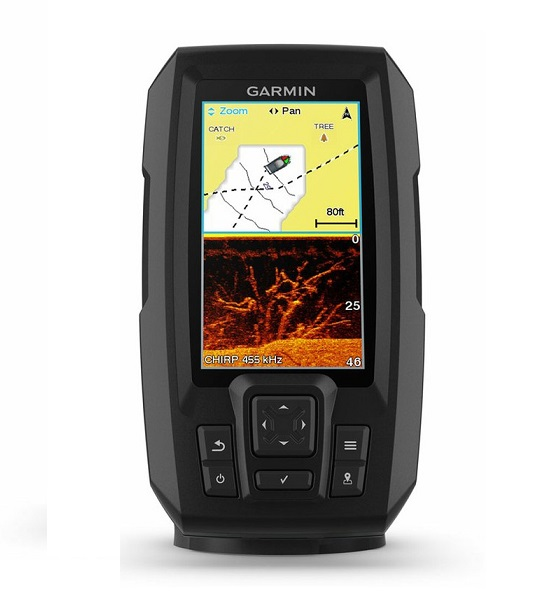 Garmin Striker Plus 4cv Sonda Garmin Náutica