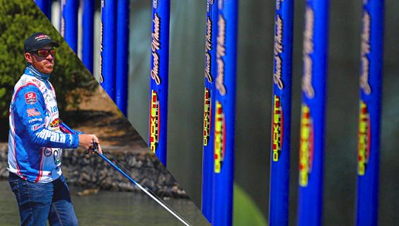 Duckett Fishing Jacob Wheeler Casting 6'10