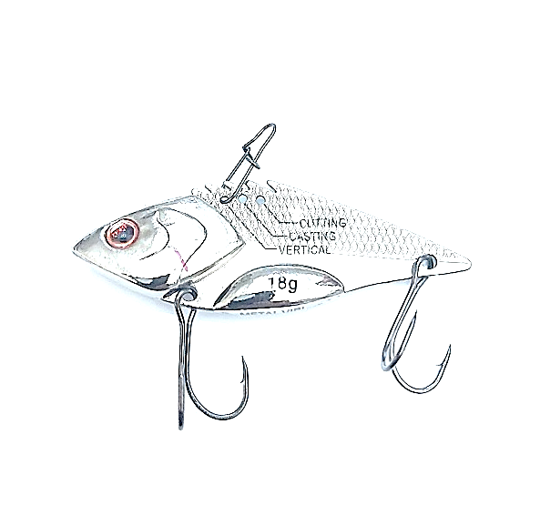Metal Vib Hart 18gr Lipless Metal Pesca