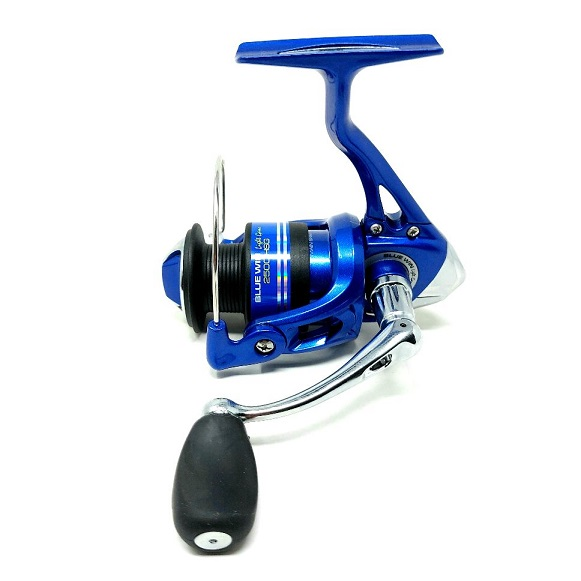 Carrete de pesca Cinnetic Blue Win 2500 HSG