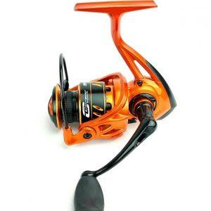 Carrete de Pesca Cinnetic Rextail 2500 CRBK