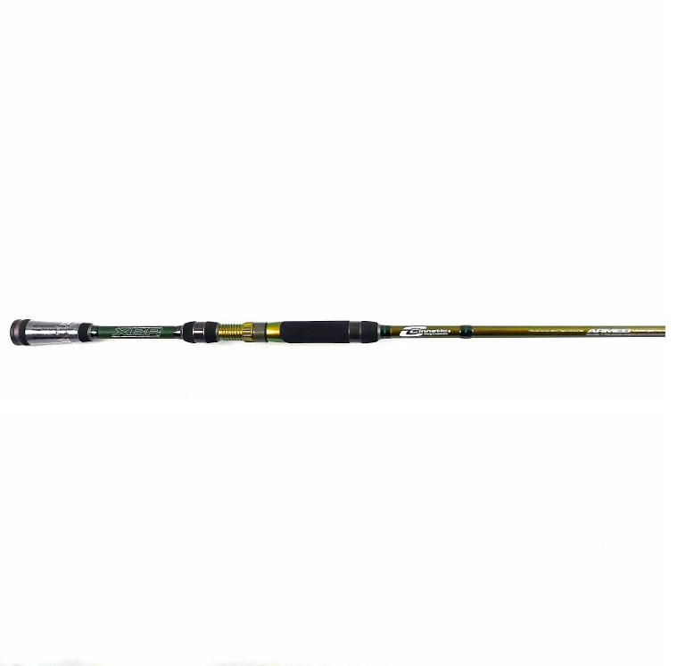 Caña Cinnetic Armed Bass Game Finesse